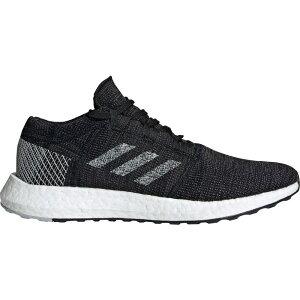 アディダス adidas メンズ ランニング・ウォーキング シューズ・靴【PureBoost Go Running Shoes】Black Grey