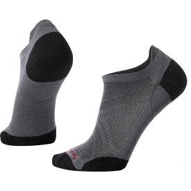 スマートウール SmartWool メンズ ソックス インナー・下着【Smartwool Ultra-Light Micro Socks】Graphite