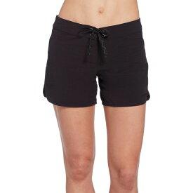 パタゴニア Patagonia レディース ボトムのみ ショートパンツ 水着・ビーチウェア【Wavefarer 5 Board Shorts】Black