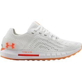 アンダーアーマー Under Armour レディース ランニング・ウォーキング シューズ・靴【HOVR Sonic 2 Running Shoes】White/Orange