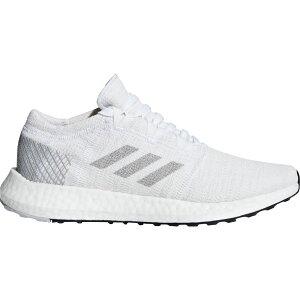 アディダス adidas レディース ランニング・ウォーキング シューズ・靴【Pureboost Go Running Shoes】White