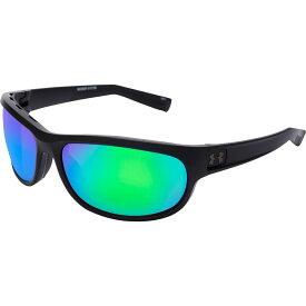 アンダーアーマー Under Armour ユニセックス メガネ・サングラス 【Capture Storm Polarized Sunglasses】Black/Copper