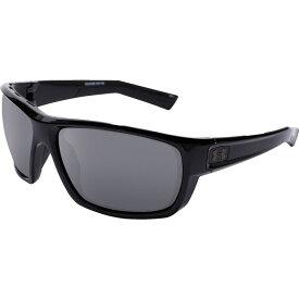 アンダーアーマー Under Armour ユニセックス メガネ・サングラス 【Launch Polarized Sunglasses】Shiny Black/Grey