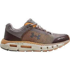 アンダーアーマー Under Armour レディース ランニング・ウォーキング シューズ・靴【HOVR Infinite Running Shoes】Grey/Orange