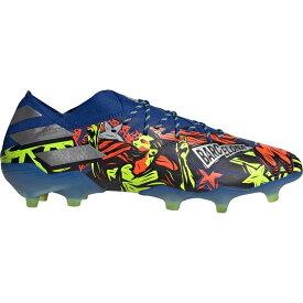 アディダス adidas メンズ サッカー スパイク シューズ・靴【Nemeziz Messi 19.1 FG Soccer Cleats】Blue/Silver