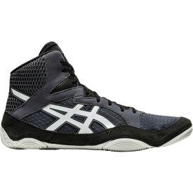 アシックス ASICS メンズ レスリング シューズ・靴【Snapdown 3 Wrestling Shoes】Grey/White