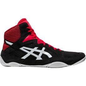 アシックス ASICS メンズ レスリング シューズ・靴【Snapdown 3 Wrestling Shoes】Black/Red