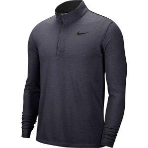 ナイキ Nike メンズ ゴルフ ハーフジップ ドライフィット トップス【Dri-FIT Victory 1/2 Zip Golf Pullover】Gridiron