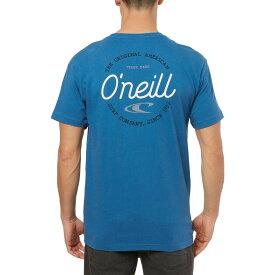 オニール O'Neill メンズ Tシャツ トップス【Lowdowns T-Shirt】Dark Blue