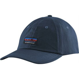パタゴニア Patagonia ユニセックス キャップ 帽子【Together For The Planet Label Traditional Cap】New Navy