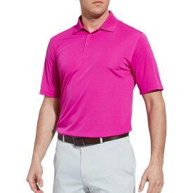 スラセンジャー Slazenger メンズ ゴルフ トップス【Core Golf Polo】Berry Pink