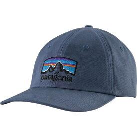 パタゴニア Patagonia ユニセックス キャップ 帽子【Fitz Roy Horizons Traditional Cap】Dolomite Blue