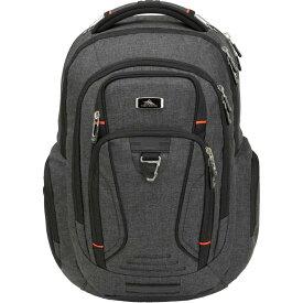ハイシエラ High Sierra ユニセックス ハイキング・登山 バックパック・リュック【Endeavor Elite Backpack】Mercury Heather/Black