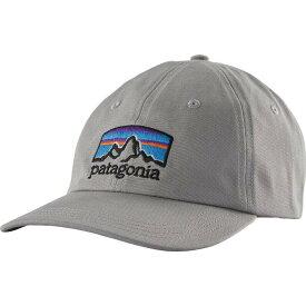 パタゴニア Patagonia ユニセックス キャップ 帽子【Fitz Roy Horizons Traditional Cap】Drifter Grey