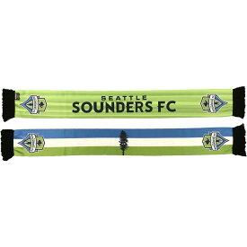 ラフネックスカーフ Ruffneck Scarves レディース マフラー・スカーフ・ストール 【Seattle Sounders FC 2020 Jersey Cascadia Summer Scarf】
