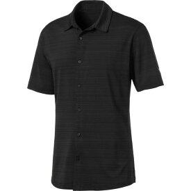 プーマ PUMA メンズ ゴルフ トップス【Breezer Golf Shirt】Puma Black
