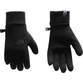 ザ ノースフェイス The North Face メンズ スキー・スノーボード グローブ【U TKA 100 Glacier Gloves】TNF Black