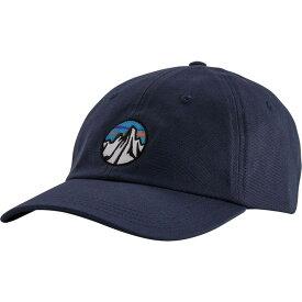 パタゴニア Patagonia メンズ キャップ 帽子【Fitz Roy Scope Icon Traditional Hat】Dolomite Blue
