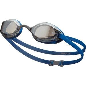 ナイキ Nike ユニセックス 水着・ビーチウェア 【Legacy Mirrored Swim Goggles】Team Royal