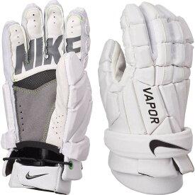 ナイキ Nike メンズ ラクロス グローブ【Vapor 2018 Lacrosse Gloves】White