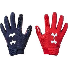 アンダーアーマー Under Armour ユニセックス アメリカンフットボール レシーバーグローブ グローブ【Spotlight LE NFL Receiver Gloves】Usa Le