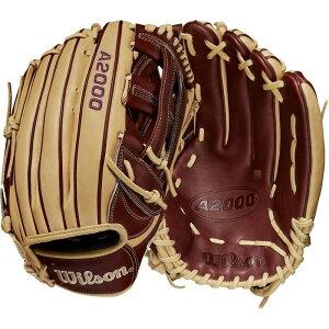 ウィルソン Wilson ユニセックス 野球 グローブ【12.75'' A2000 Series 1799 Glove 2021】Blonde/Tan
