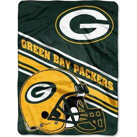 ノースウエスト Northwest ユニセックス 雑貨 【Green Bay Packers Slant Raschel】