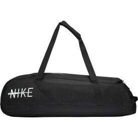 ナイキ Nike ユニセックス 野球 バットケース【MVP Clutch Bat Bag】Black/Black/White