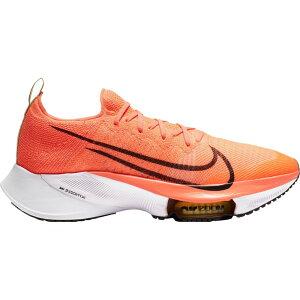 ナイキ Nike メンズ ランニング・ウォーキング エアズーム シューズ・靴【Air Zoom Tempo Next% Running Shoes】Orange/Black
