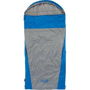 コールマン Coleman ユニセックス ハイキング・登山 寝袋【2-in-1 Sleeping Bag】Blue/Grey
