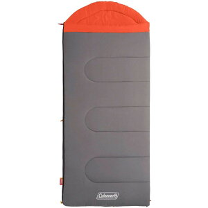 コールマン Coleman ユニセックス ハイキング・登山 寝袋【Dexter 50F Sleeping Bag】Orange/Grey