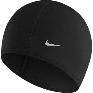 ナイキ Nike ユニセックス 水着・ビーチウェア 【Synthetic Training Swim Cap】Black