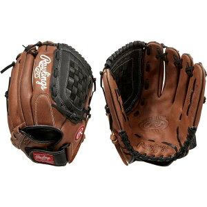 ローリングス Rawlings ユニセックス 野球 グローブ【12.5'' Premium Series Slow Pitch Glove 2020】Brown