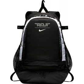 ナイキ Nike ユニセックス 野球 バットケース【Trout Vapor Bat Pack】Black/Black/White