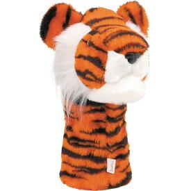 ダフィニーズ Daphne's Headcovers ユニセックス ゴルフ ヘッドカバー【Tiger Headcover】