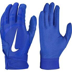 ナイキ Nike ユニセックス 野球 バッティンググローブ グローブ【Alpha Huarache Pro Batting Gloves 2020】Royal/White