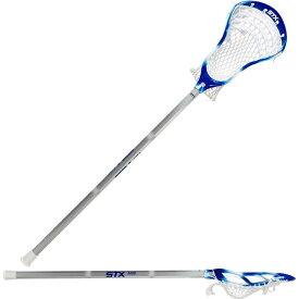 エスティーエックス STX メンズ ラクロス スティック【Stallion 200 Attack Lacrosse Stick】Royal/White