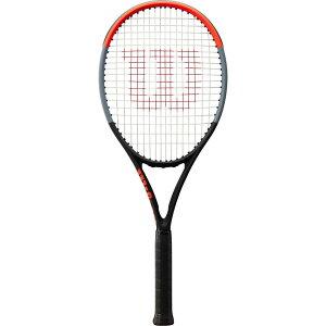 ウィルソン Wilson ユニセックス テニス ラケット【Clash Ultra 100L v3 Tennis Racquet - Unstrung】