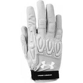 アンダーアーマー Under Armour レディース ラクロス グローブ【Illusion Lacrosse Field Gloves】White