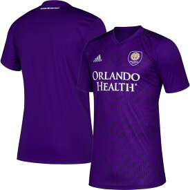 アディダス adidas メンズ トップス 【Orlando City Primary Replica Jersey】