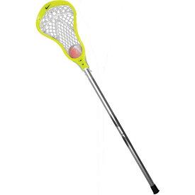ナイキ Nike ユニセックス ラクロス スティック【Mini Lakota Lacrosse Stick】Volt