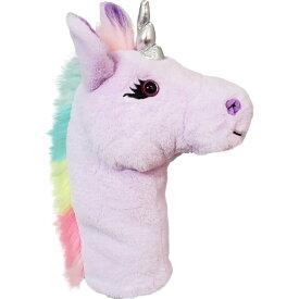 ダフィニーズ Daphne's Headcovers ユニセックス ゴルフ ヘッドカバー【Unicorn Headcover】