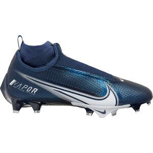 ナイキ Nike メンズ アメリカンフットボール スパイク シューズ・靴【Vapor Edge Pro 360 Football Cleats】Navy/White