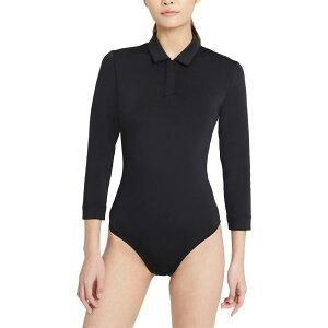 ナイキ Nike レディース ゴルフ トップス【UV Long Sleeve Golf Bodysuit】Black