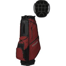 オジオ OGIO レディース ゴルフ カートバッグ【XIX 5 Cart Golf Bag】Clay