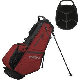 オジオ OGIO レディース ゴルフ スタンドバッグ【XIX 5 Stand Golf Bag】Clay