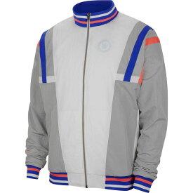 ナイキ Nike メンズ サッカー アウター【Chelsea FC Air Max NSW White Jacket】