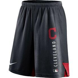 ナイキ Nike メンズ フィットネス・トレーニング ショートパンツ ボトムス・パンツ【Cleveland Indians Blue Authentic Collection Training Short】
