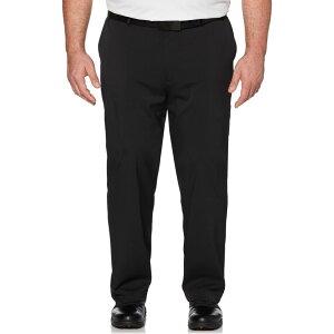 キャロウェイ Callaway メンズ ゴルフ 大きいサイズ ボトムス・パンツ【Performance Tech Golf Pants - Big & Tall】Caviar