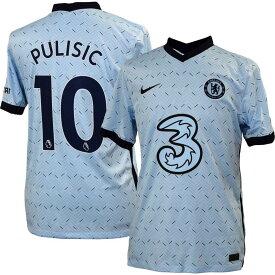 ナイキ Nike メンズ サッカー ジャージ トップス【Chelsea FC '20 Christian Pulisic #10 Away Replica Jersey】